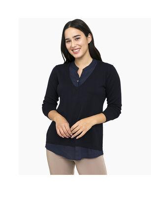 Sweater Mujer Lorenzo Di Pontti