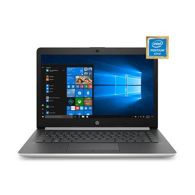 """Notebook HP 14-CK0037 Pentium Gold 8GB 256GB SSD 14"""""""