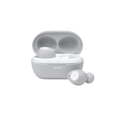 Audífonos Bluetooth JBL Tune 115TWS Blancos