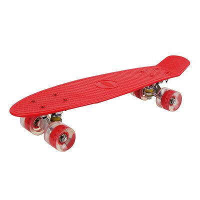 Tabla De Skate Penny Rojo Bex
