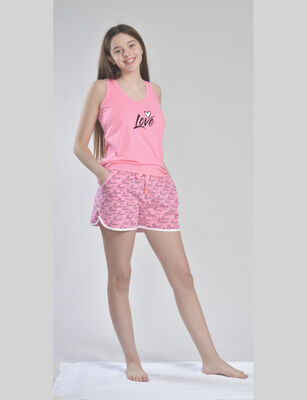 Pijama Algodón Mon Amour