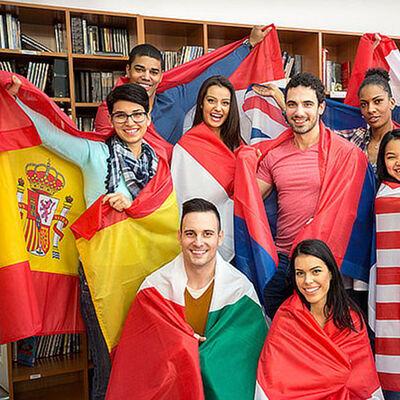 Pack de 2 cursos online de 2 idiomas en 6 meses a elección con certificación