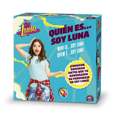 ¿Quién es? Soy Luna Patavenue