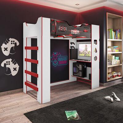 Cama Infantil Favatex Darrell 1 Plaza
