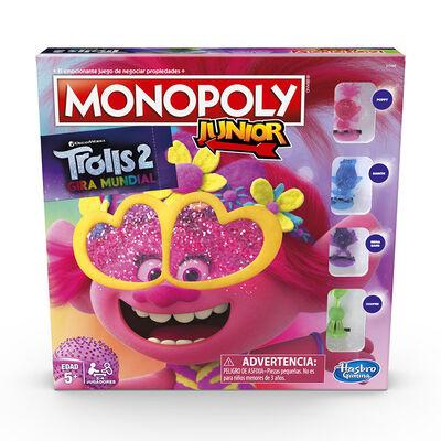 Monopoly Jr. Trolls (Movie 2020)