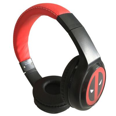 Audífonos Bluetooth Deadpool Marvel