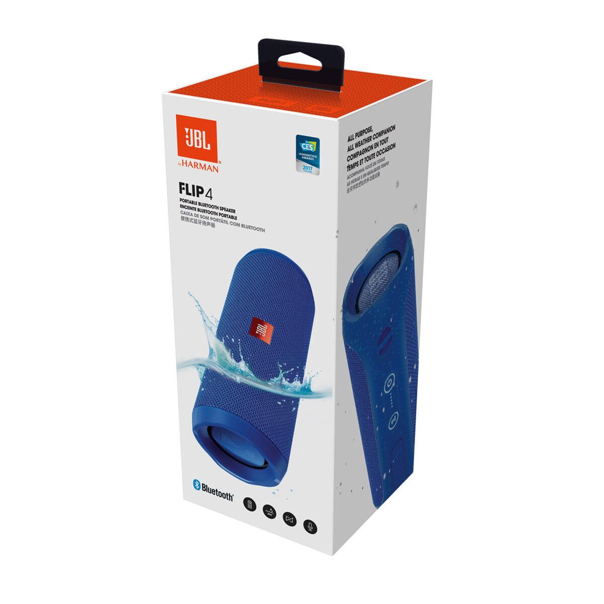 Parlante Bluetooth JBL Flip 4 Azul