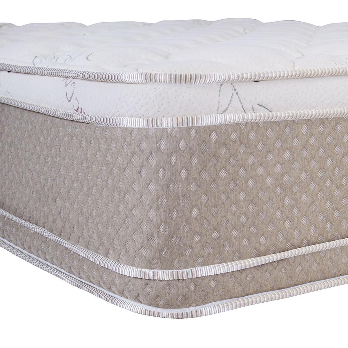 Cama Europea King Div Cotton Organic
