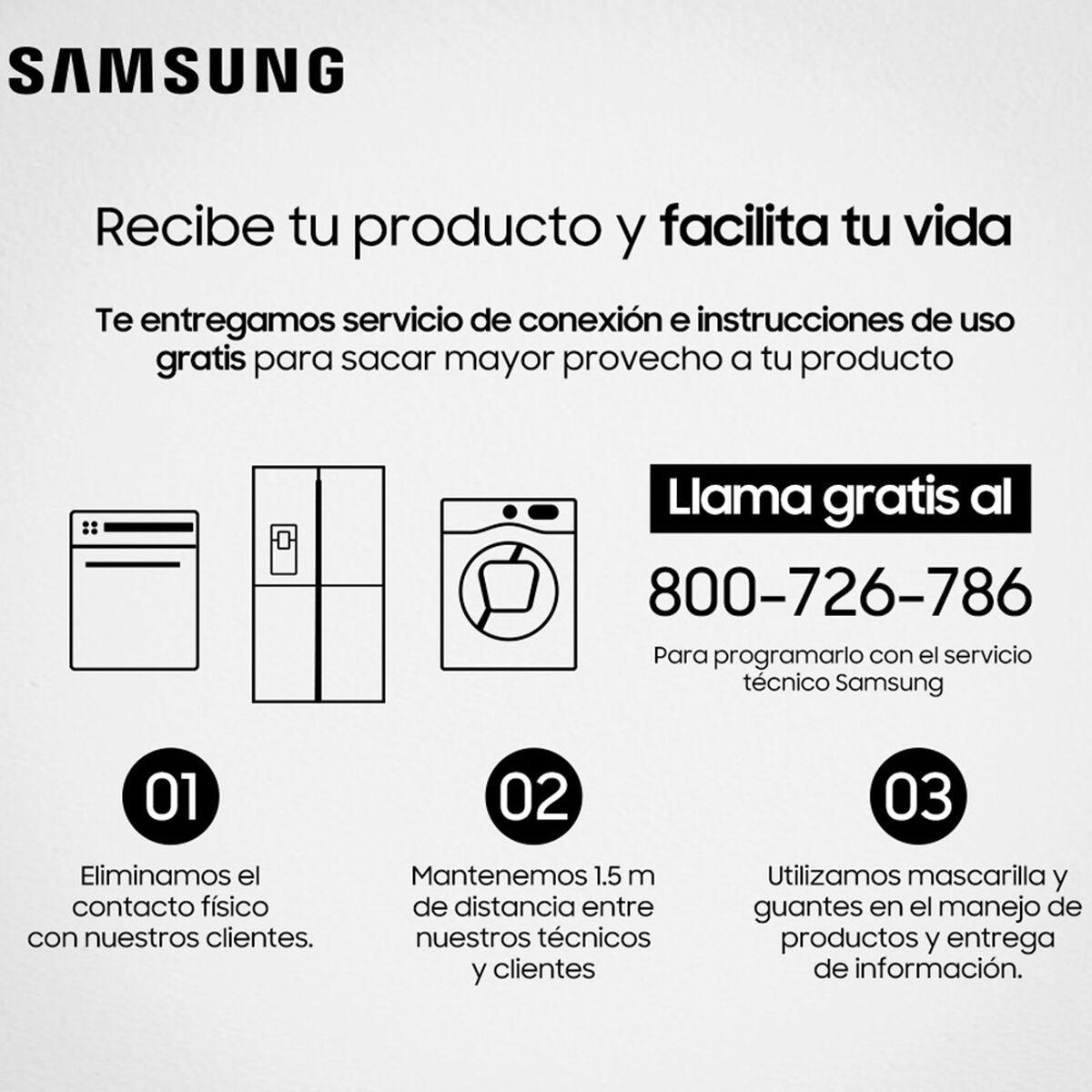 Refrigerador Side By Side Samsung RS62R5011M 647 lt