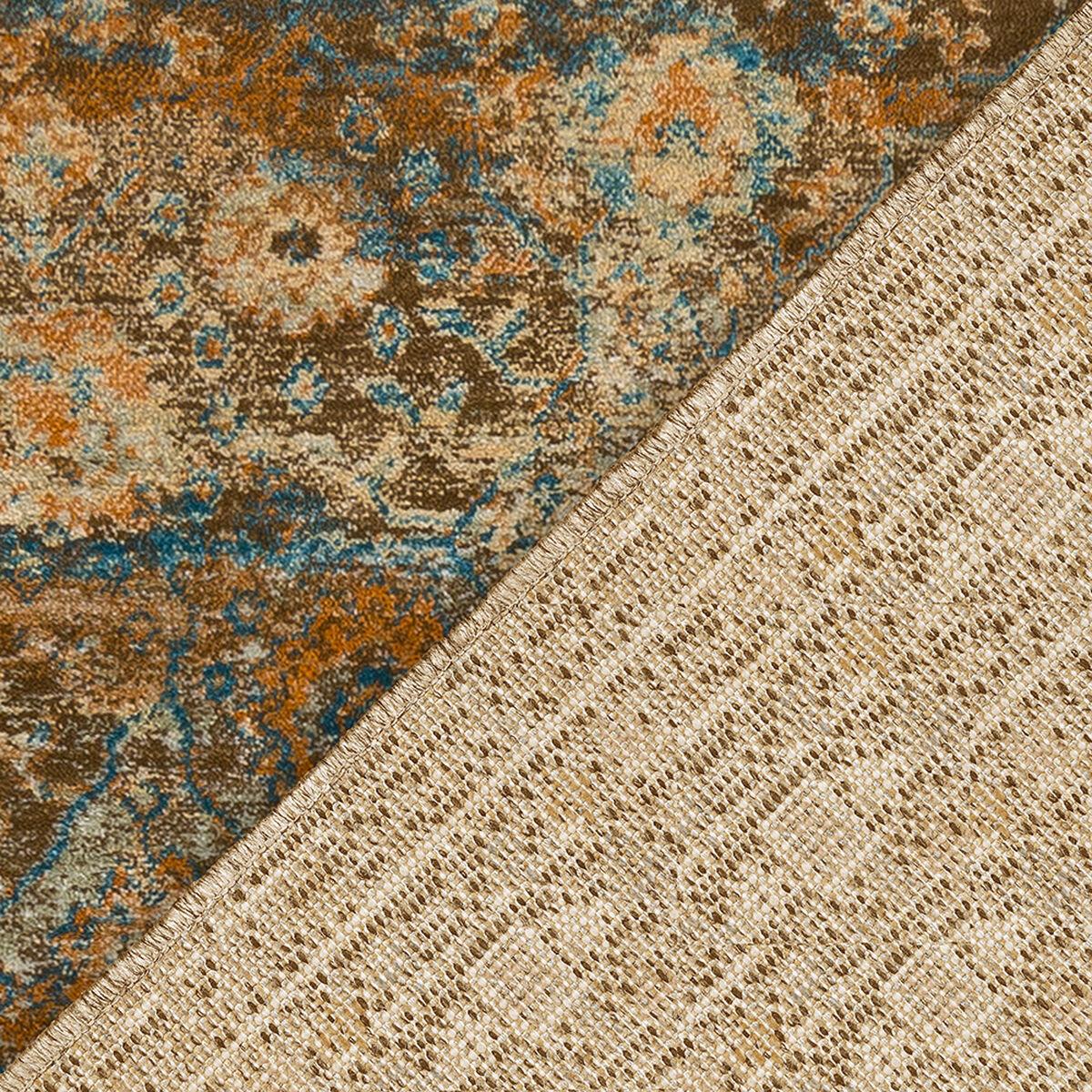 Alfombra Frise Mashini Genova Siena 133 x 190 cm