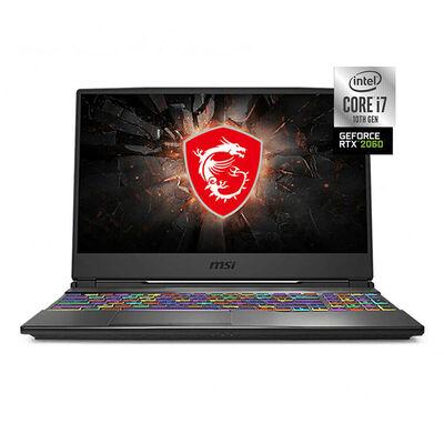 """Notebook Gamer MSI GP65 Leopard 10SEK Core i7-10750H 16GB 512GB SSD 15.6"""" NVIDIA RTX2060"""