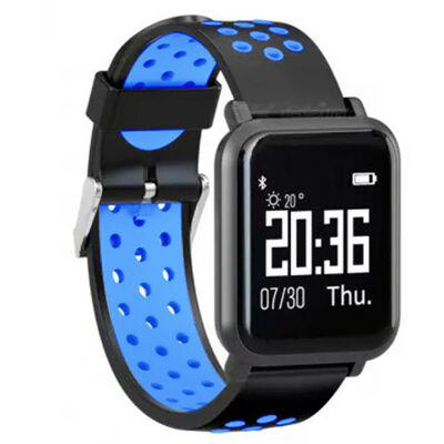 Reloj Deportivo Smart Watch LhotseSW55Azul