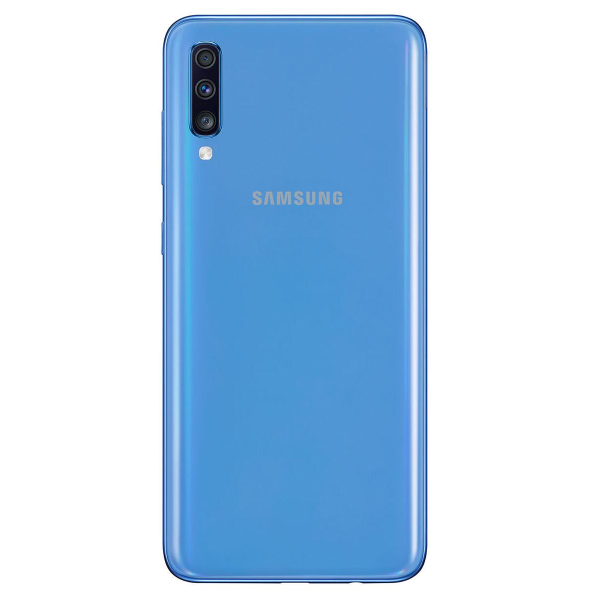 """Celular Samsung Galaxy A70 6.7""""Azul Liberado"""
