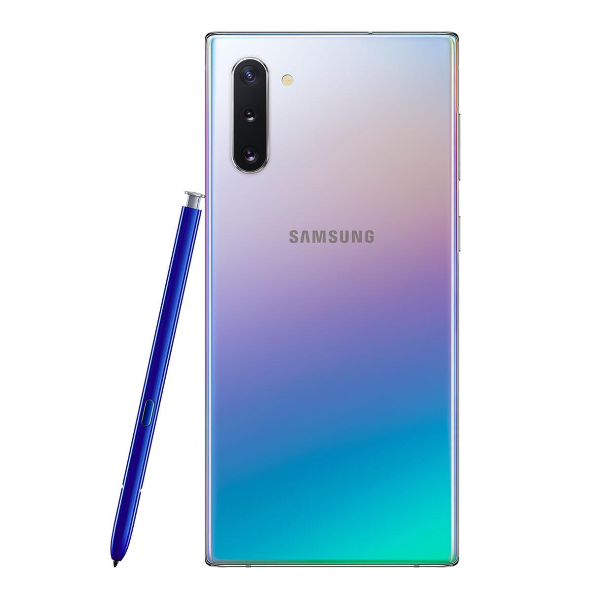 "Celular Samsung Galaxy Note 10 256GB 6.3""Aura Glow Liberado"