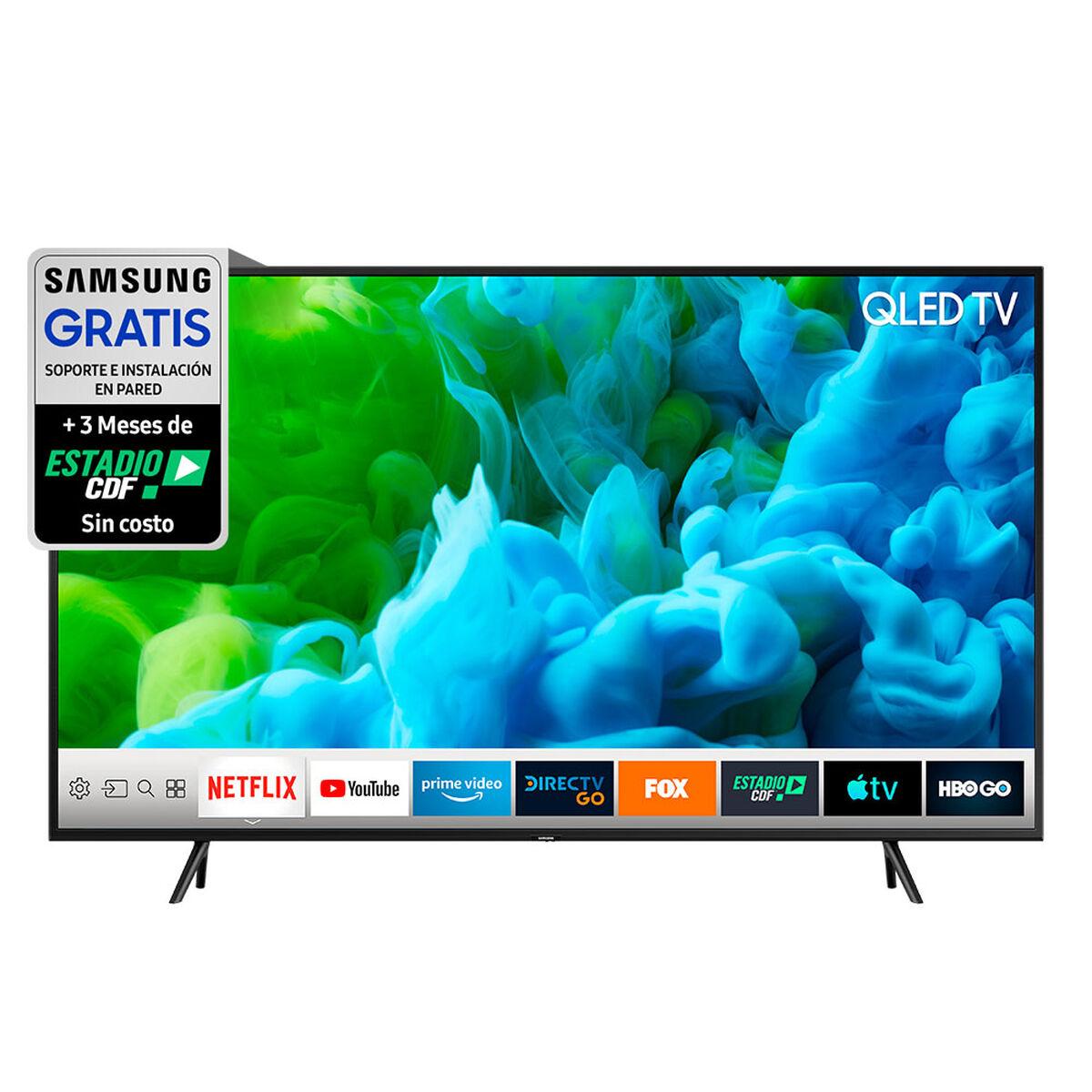 "QLED 55"" Samsung QN55Q60RAGXZS Smart TV 4K"