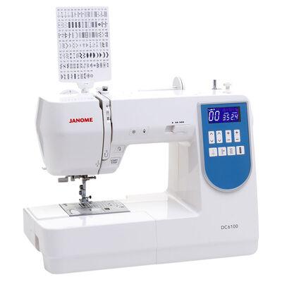 Máquina de Coser Janome DC6100