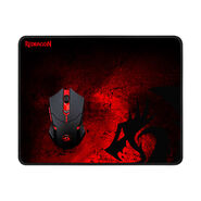 Combo Gamer Redragon Mouse M601WL + MousePad Pieces