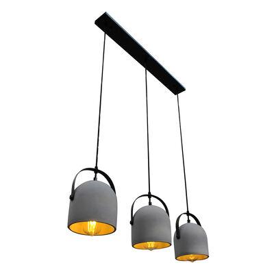Lámpara de Techo Concreto 3