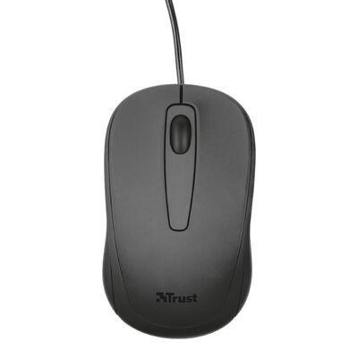 Mouse Óptico Compacto Ziva Trust