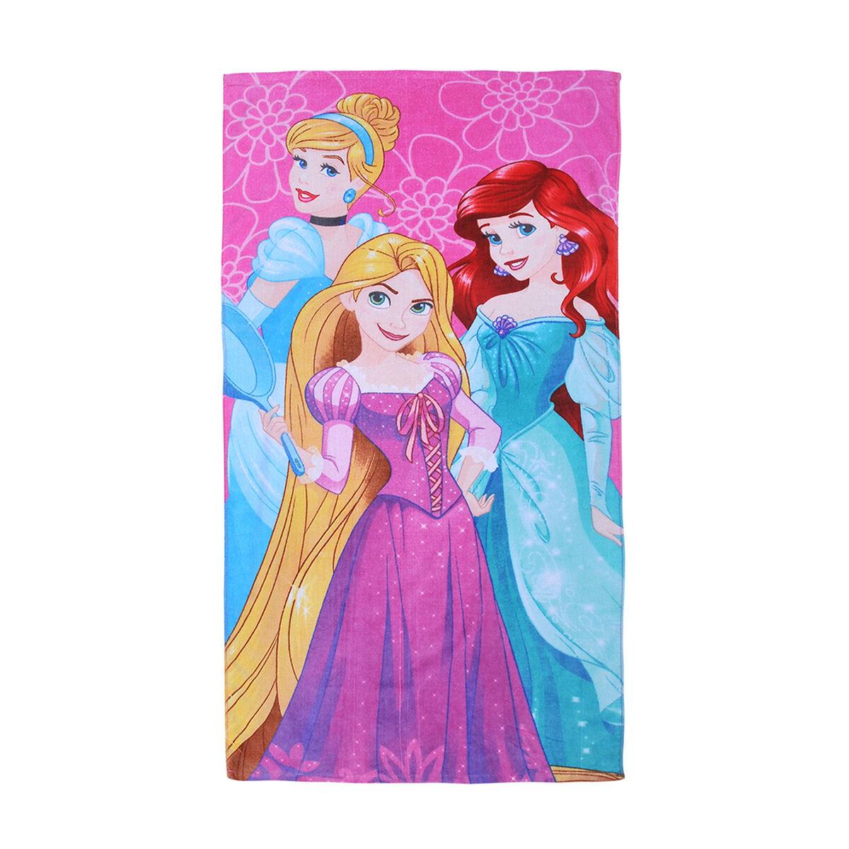 Toalla de Playa Disney Princess Trio 70 x 40 cm