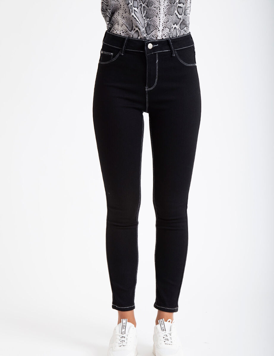 Jeans Costura Fiorucci