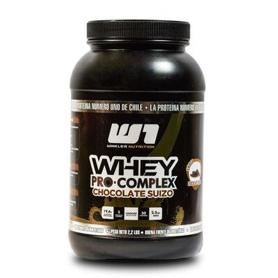 Proteína Whey Procomplex Chocolate Suizo 1 Kg. 30 Servicios