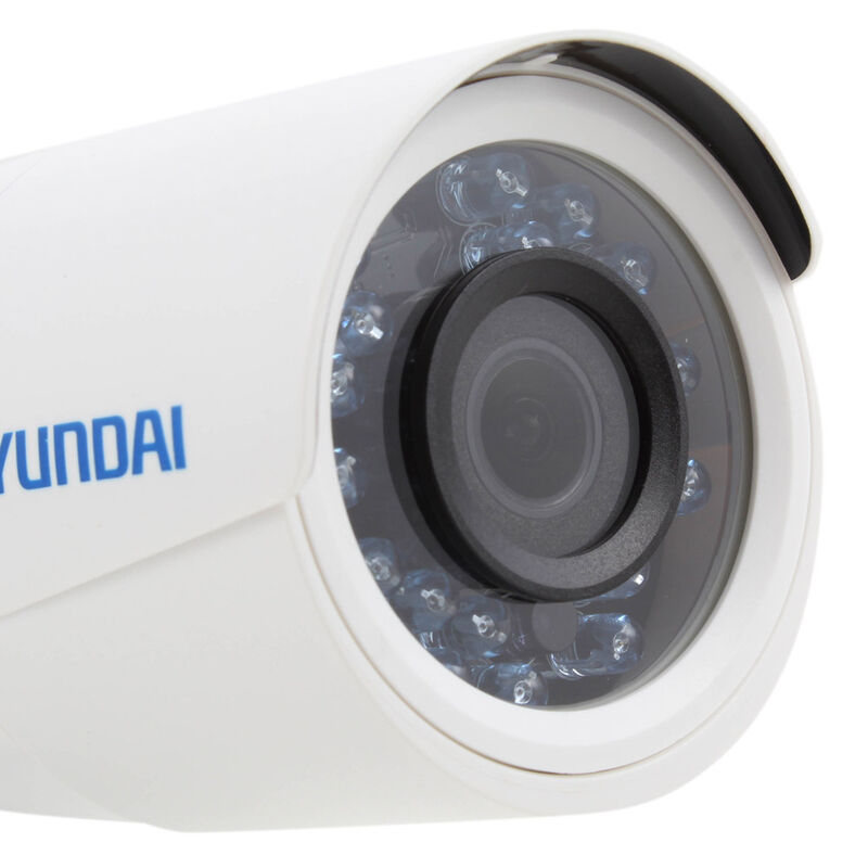 Cámaras de Seguridad Hyundai HY-DVR4CAM