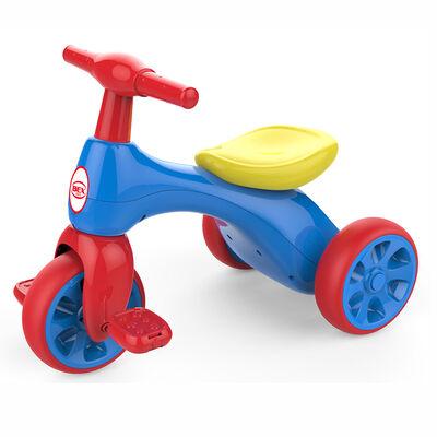 Triciclo Azul Con Pedal Bex