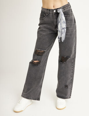 Jeans Wide Leg Mujer Fiorucci