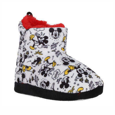 Pantufla Botita Disney Mickey