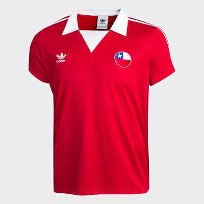 Camiseta Adidas Chile Fan Tee