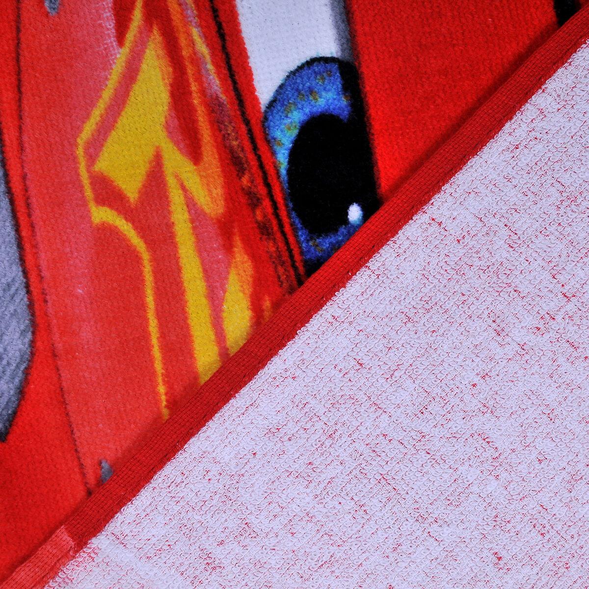Toalla de Playa Cars Record 70X140 Cm