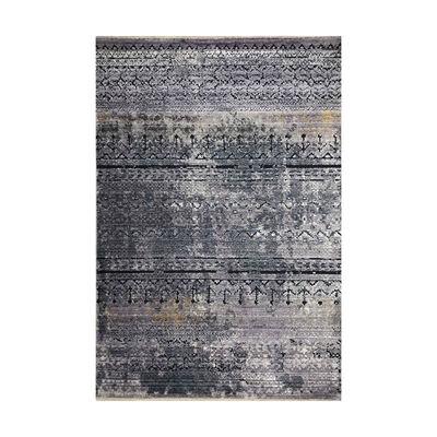Bajada de Cama Frise Mashini Manhattan 3D Varde 60 x 100 cm