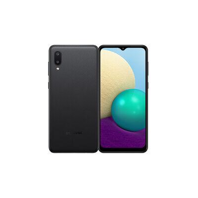 "Celular Samsung Galaxy A02 32GB 6,5"" Negro Liberado"