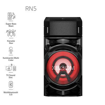 Minicomponente LG Torre de Sonido RN5