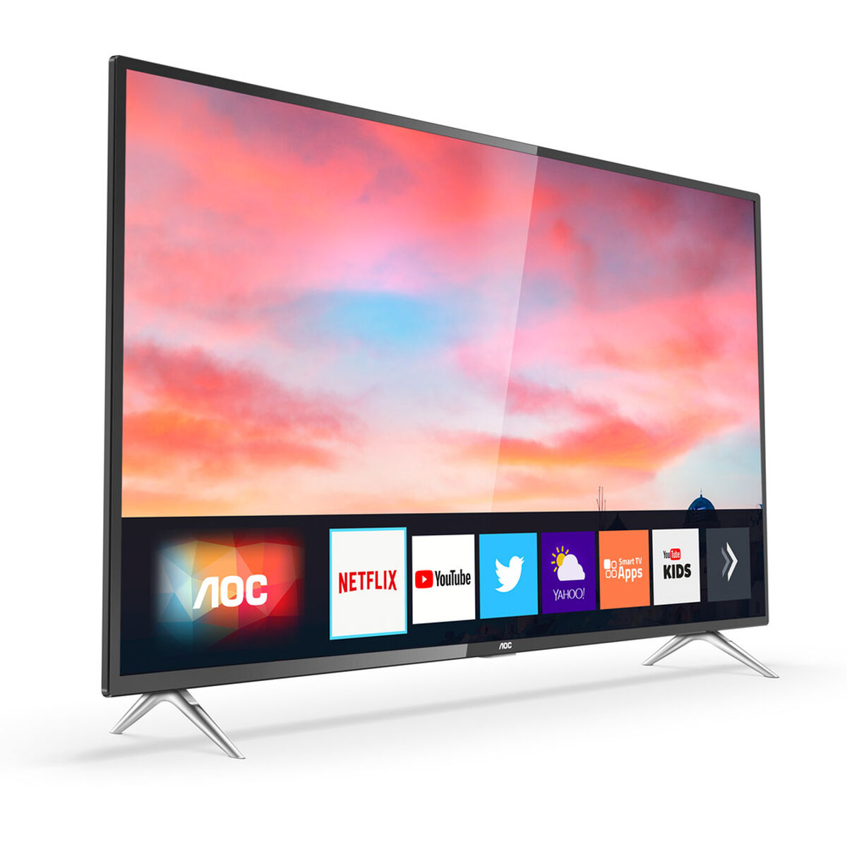 "LED 55"" AOC LE55U6295 Smart TV Ultra HD"