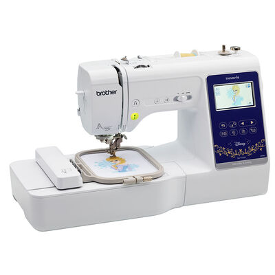 Máquina de Coser y Bordar Brother con Diseños Disney NS1750DL