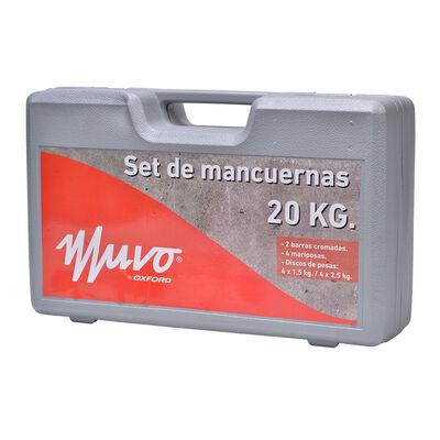 Set de Mancuernas Muvo FCM0210