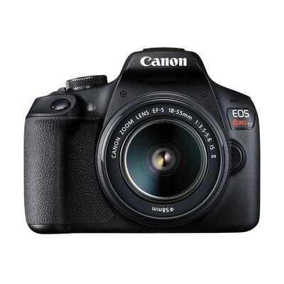 Cámara Réflex Canon EOS Rebel T7