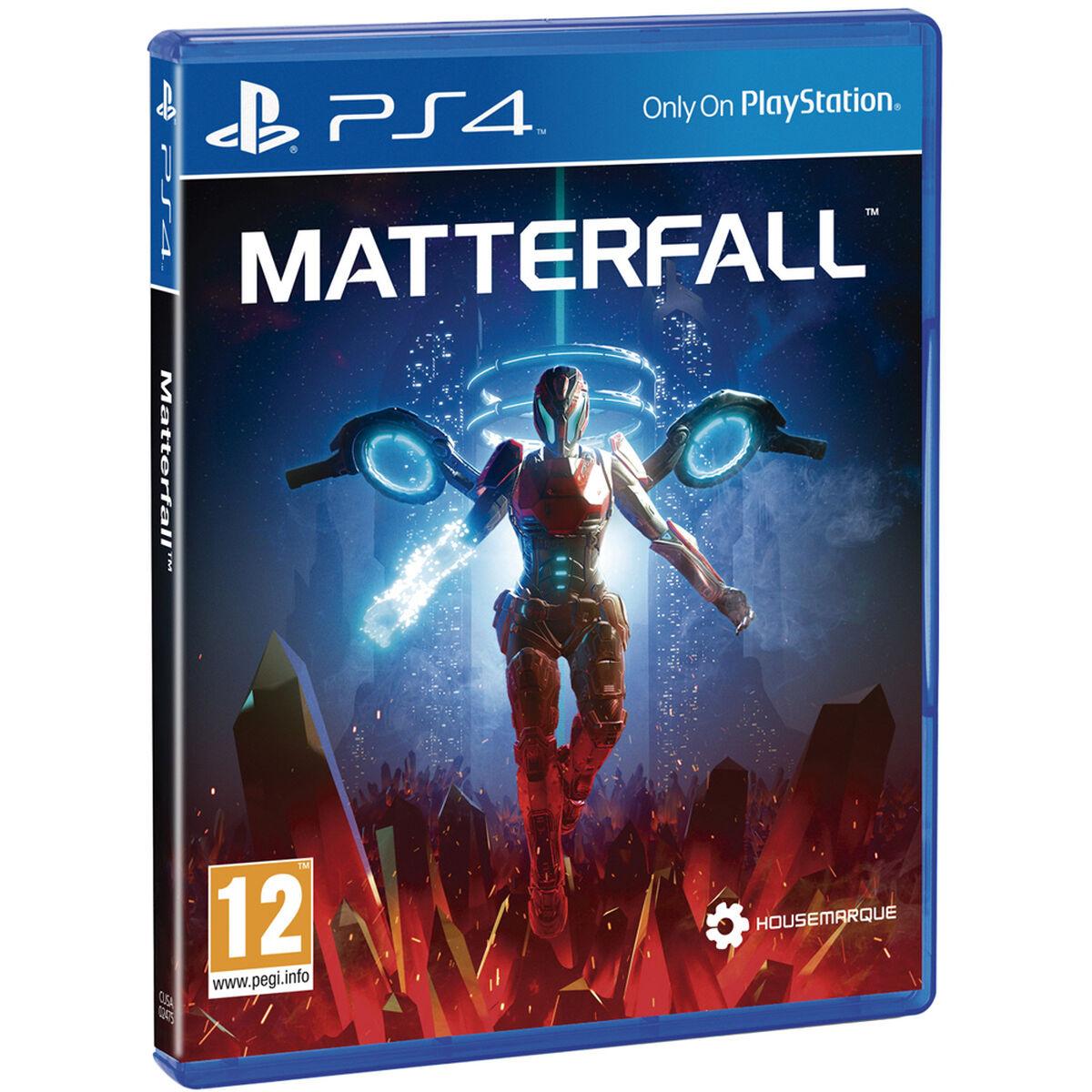 Juego PS4 Matterfall