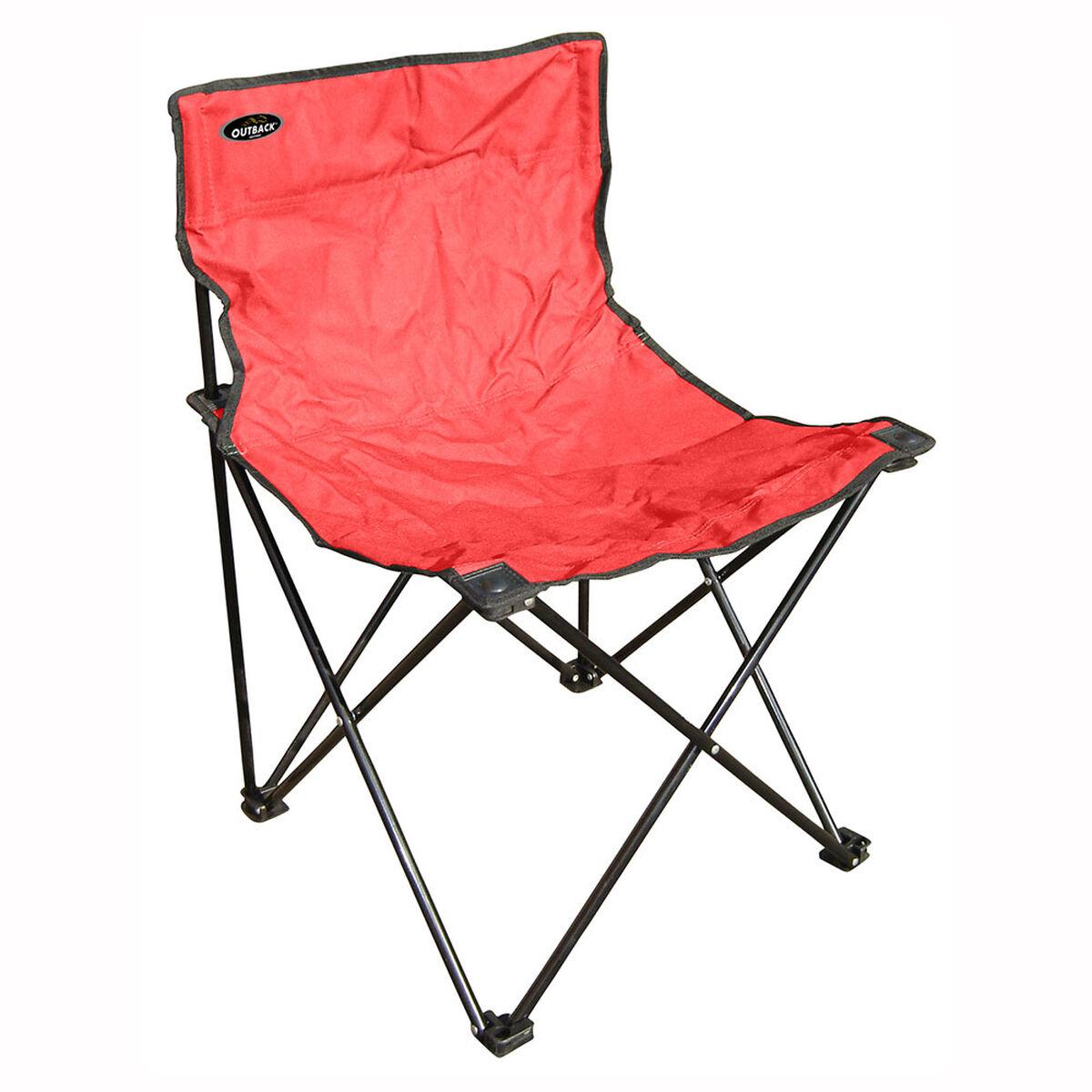 Silla De Camping Outback Basica