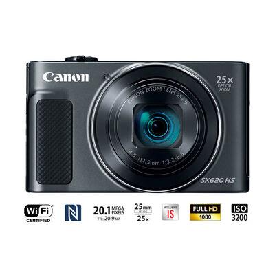 "Cámara Digital Canon SX 620 3"" Negro"