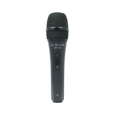 Micrófono Vocal Alámbrico Negro
