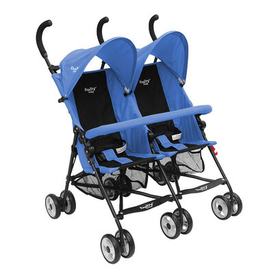 Coche Paraguas Doble Baby Way BW 120B17