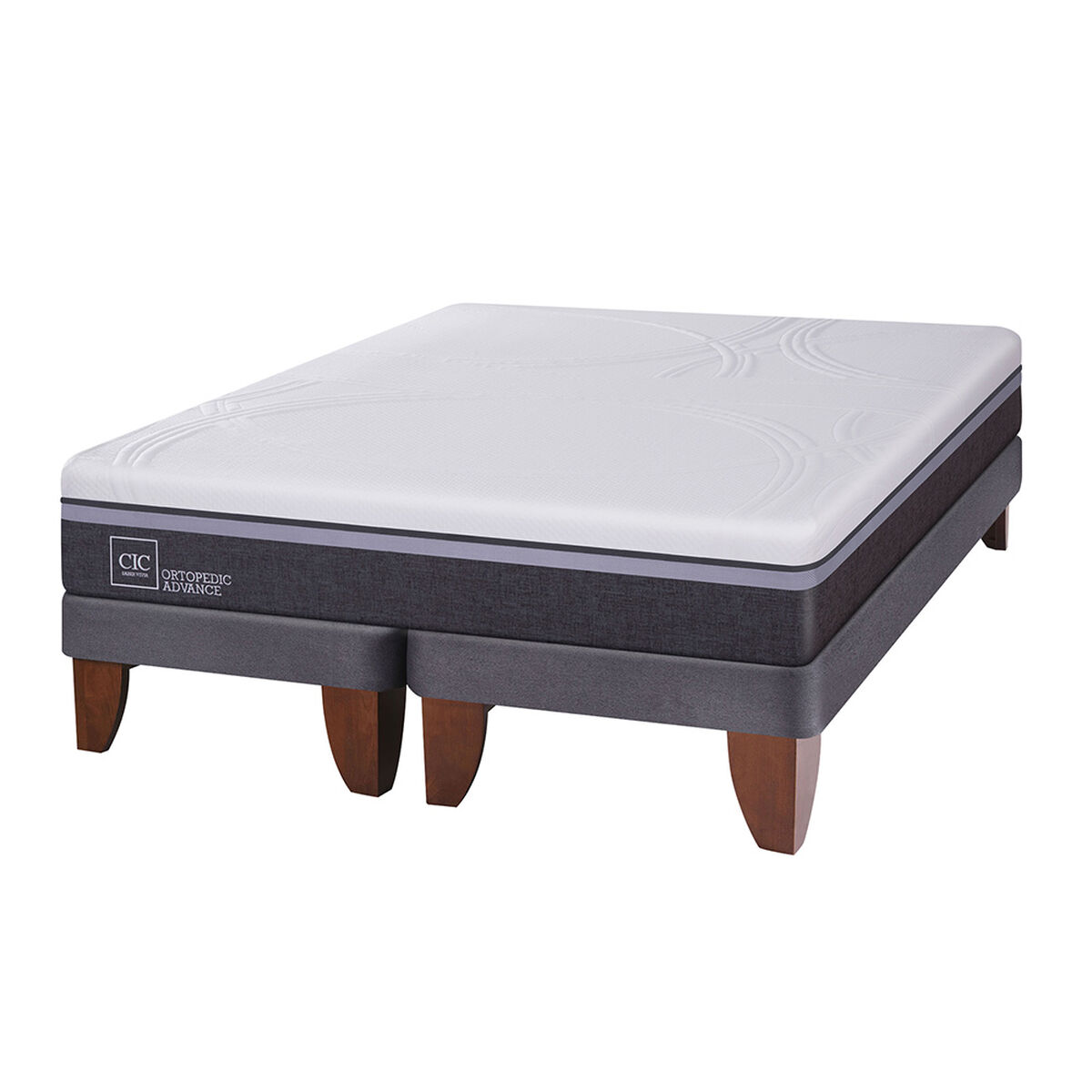 Cama Europea Super King Div Ortopedic Advance
