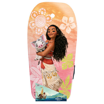 Tabla De Body Moana Disney