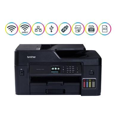 Multifuncional Brother Tinta Continua A3 MFCT4500DW Wi-Fi