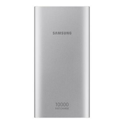 Bateria Portátil Samsung EB P1100BSEGWW 10000 mAh Plateado