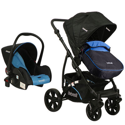 Coche Travel Bebesit 5010