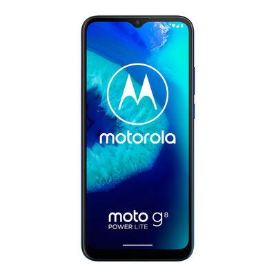 "Celular Motorola G8 Power Lite 64GB 6,5"" Azul Movistar"